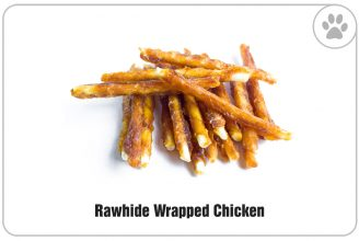 Rawhide-Wrapped-Chicken